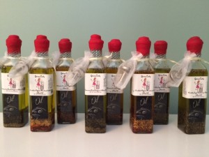Spicy Lady Spiced Olive Oils at Breaux Mart